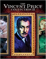 The Vincent Price Collection II (Blu-ray Disc)