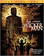 The Wicker Man: The Final Cut (Blu-ray Disc)