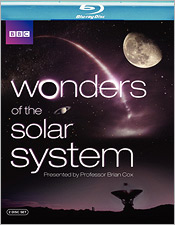 Wonders of the Solar System (Blu-ray Disc)