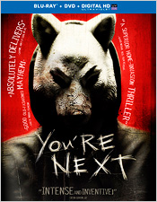 You're Next (Blu-ray Disc)