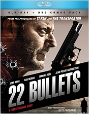 22 Bullets (Blu-ray Disc)