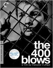 The 400 Blows (Criterion Blu-ray Disc)