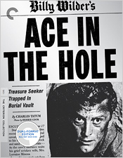 Ace in the Hole (Criterion Blu-ray Disc)