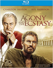 The Agony and the Ecstasy (Blu-ray Disc)