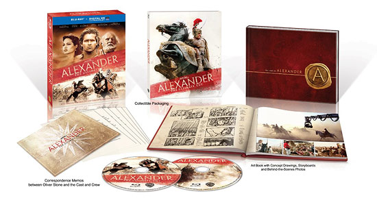 Alexander: The Ultimate Cut - UCE (Blu-ray Disc)