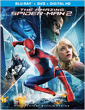 The Amazing Spider-Man 2 (Blu-ray Disc)