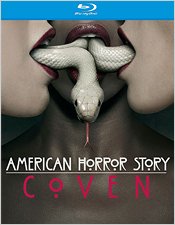 American Horror Story: Season Three - Coven (Blu-ray Disc)