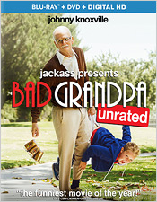 Bad Grandpa (Blu-ray Disc)