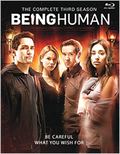Being Human: Season Three (Blu-ray Disc)