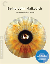 Being John Malkovich (Criterion Blu-ray Disc)
