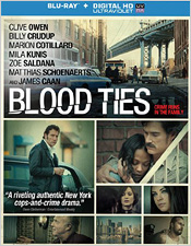 Blood Ties (Blu-ray Disc)