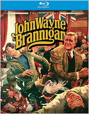 Brannigan (Blu-ray Disc)