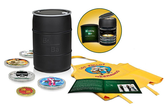 Breaking Bad: The Complete Series (Blu-ray Disc)