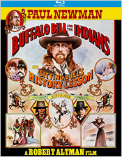 Buffalo Bill and the Indians (Blu-ray Disc)