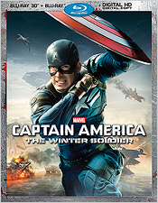 Captain America: The Winter Soldier (Blu-ray 3D Combo)