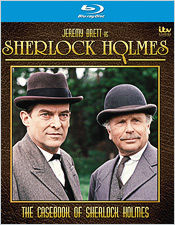 The Casebook of Sherlock Holmes (Blu-ray Disc)