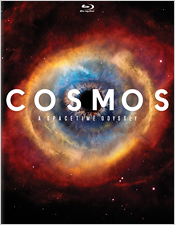 Cosmos: A Space-Time Odyssey (Blu-ray Disc)