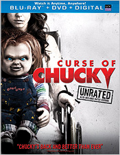 Curse of Chucky (Blu-ray Disc)