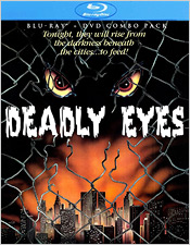 Deadly Eyes (Blu-ray Disc)
