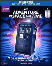 Doctor Who: An Adventure in Space and Time (Blu-ray Disc)