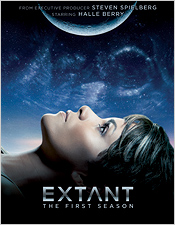Extant: Season One (Blu-ray Disc)