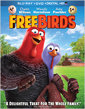 Free Birds (Blu-ray Disc)