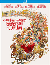 A Funny Thing Happened on the Way to the Forum (Blu-ray Disc)