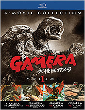 Gamera: Volume 1 (Blu-ray Disc)