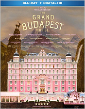 The Grand Budapest Hotel (Criterion Blu-ray Disc)