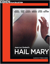 Hail Mary (Blu-ray Disc)