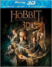 The Hobbit: The Desolation of Smaug (Blu-ray 3D)