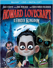Howard Lovecraft and the Frozen Kingdom (Blu-ray Disc)