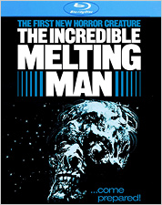 Incredible Melting Man (Blu-ray Disc)