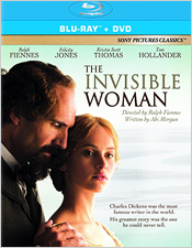 The Invisible Woman (Blu-ray Disc)