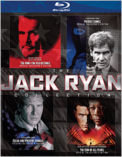 Jack Ryan Collection (Blu-ray Disc)