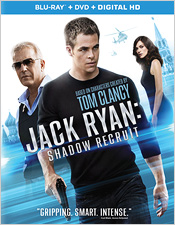 Jack Ryan: Shadow Recruit (Blu-ray Disc)