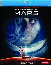 Last Day on Mars (Blu-ray Disc)