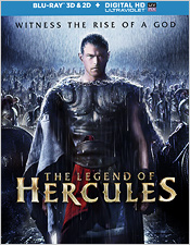 The Legend of Hercules (Blu-ray Disc)