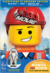 The LEGO Movie (Blu-ray Box Set)