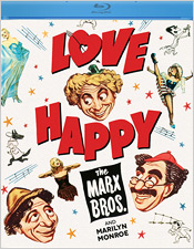 Love Happy (Blu-ray Disc)