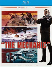 The Mechanic (Blu-ray Disc)