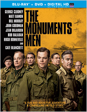 The Monuments Men (Blu-ray Disc)