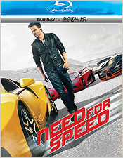 Need for Speed (Blu-ray Disc)