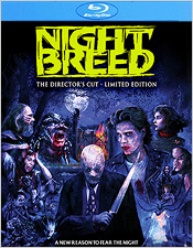 Nightbreed: Limited Edition (Blu-ray Disc)