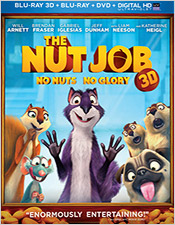 The Nut Job (Blu-ray 3D)