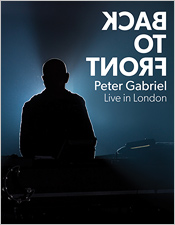 Peter Gabriel: Back to Front - Live (Blu-ray Disc)