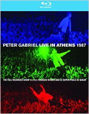 Peter Gabriel: Live in Athens 1987 (Blu-ray Disc)