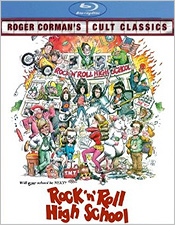 Rock 'N' Roll High School (Blu-ray Disc)