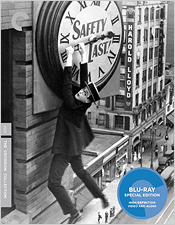Safety Last! (Criterion Blu-ray Disc)