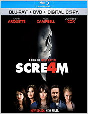 Scream 4 (Blu-ray Disc)
